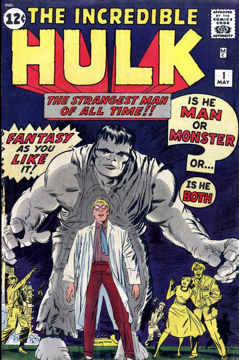silver age key issues hulk 1
