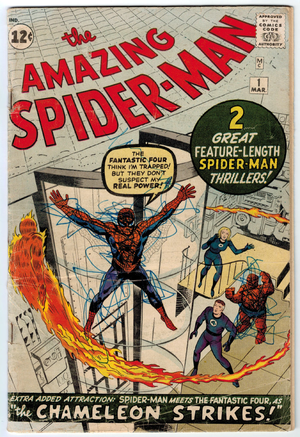 silver age key issues spiderman 1