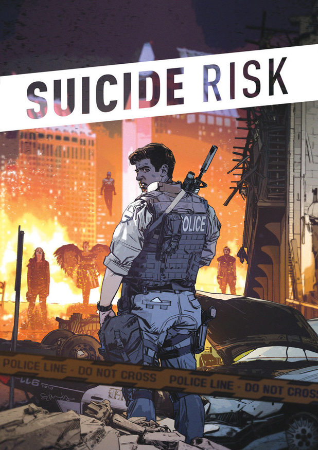 suicide risk modern comic