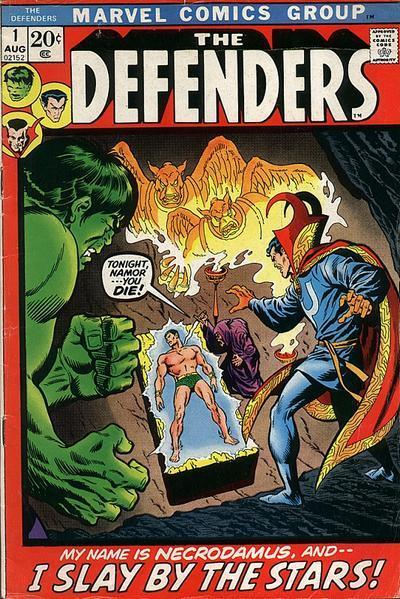 undervalued bronze age number ones - defenders 1