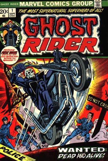 undervalued bronze age number ones - ghost rider 1