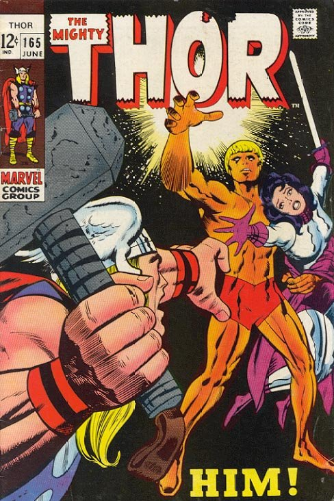 undervalued silver age comics - thor 165