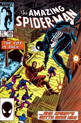 Spider man 265