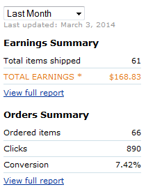 amazon income report for feb 2014 1
