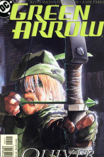 Green Arrow Vol 3 #2