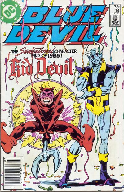 blue devil vol 1 issue 14