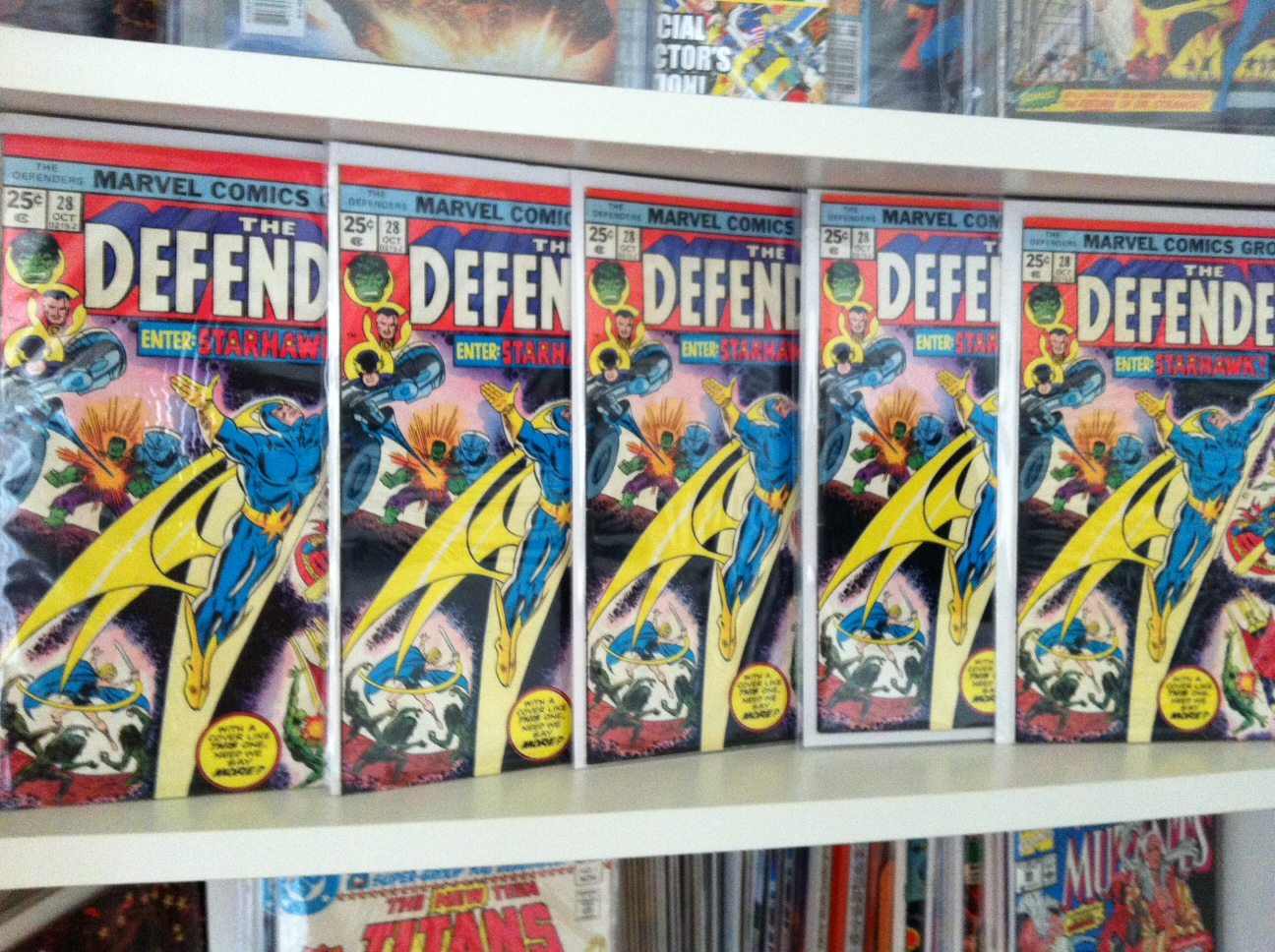 defenders 28 hoard