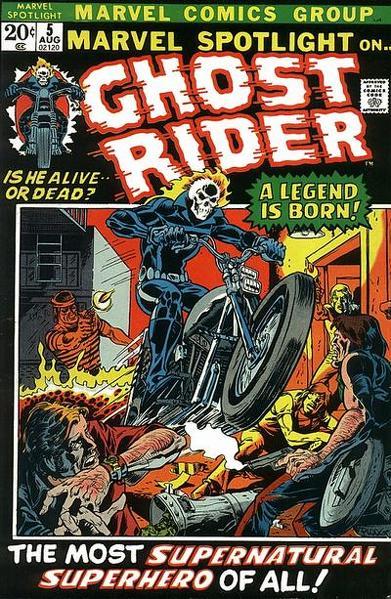top bronze age comics to invest in marvel spotlight 5