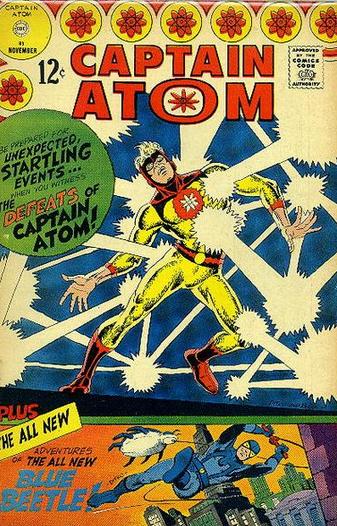 captain atom 83
