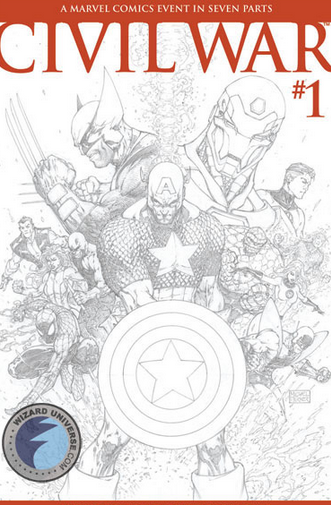 Civil war 1 sketch variant