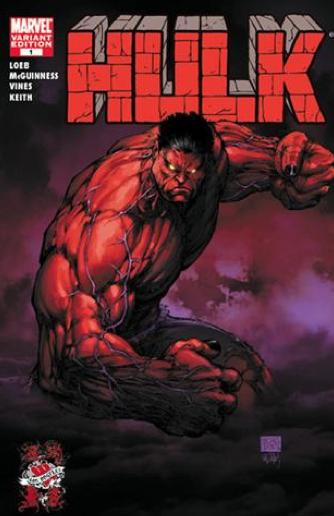 Hulk 1 Aspen Variant