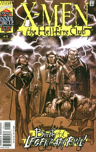X Men Hellfire club 1