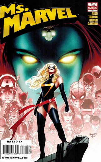 ms marvel 50 variant