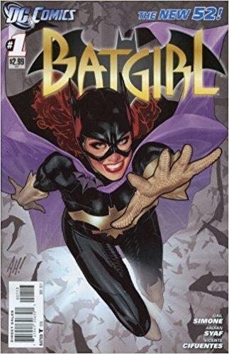 batgirl 1 third print