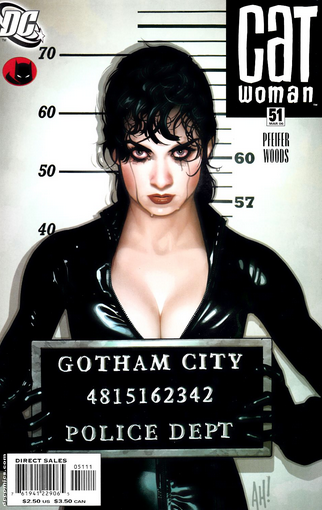Catwoman 51