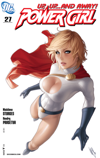 Power Girl 27