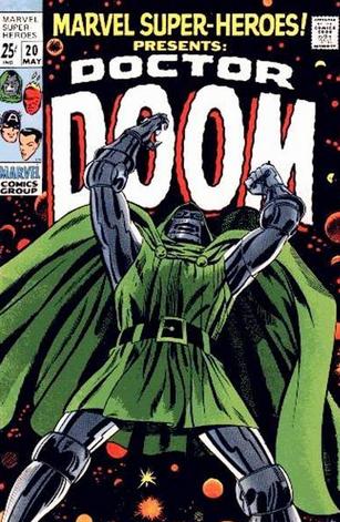 Marvel Super Heroes 20