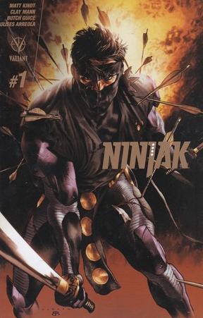 Ninjak 1 gold