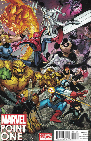 Marvel Point One variant