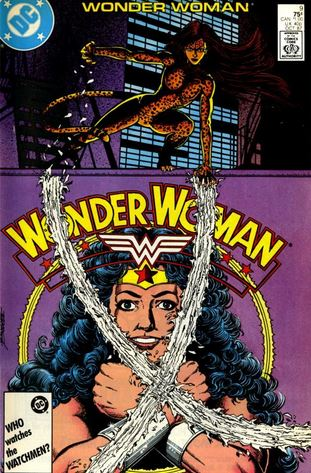 wonder woman vol 2 9-1