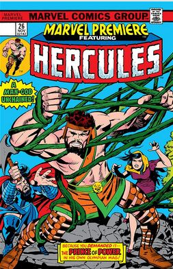 Why Hercules's first appearance and key issues are undervalued