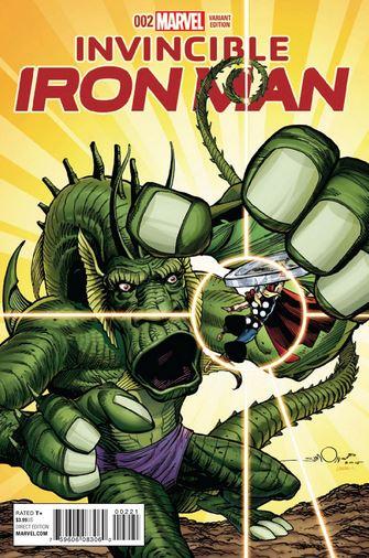 invincible iron man vol 3 2