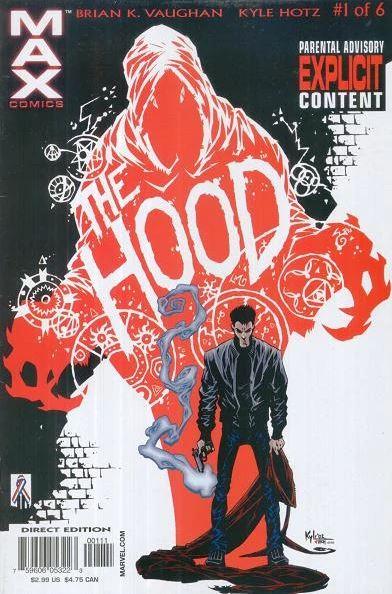 the hood vol 1 1
