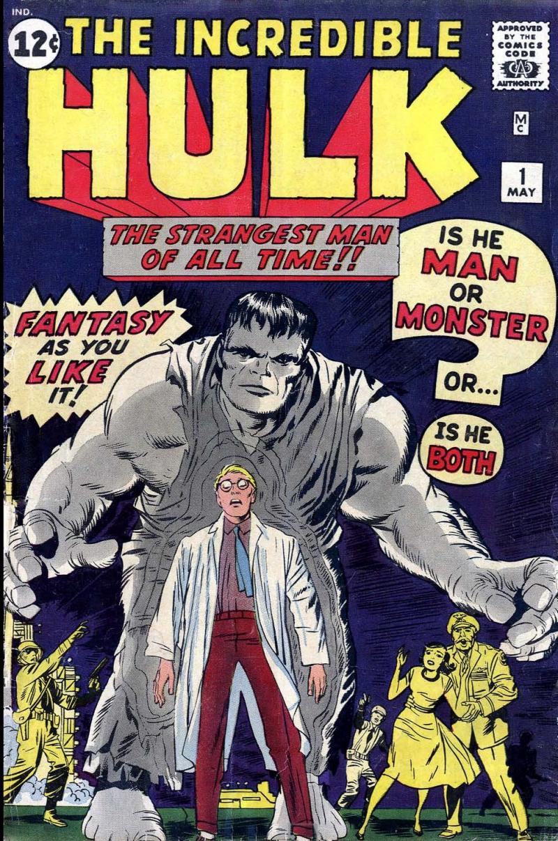 silver age key issues hulk 1