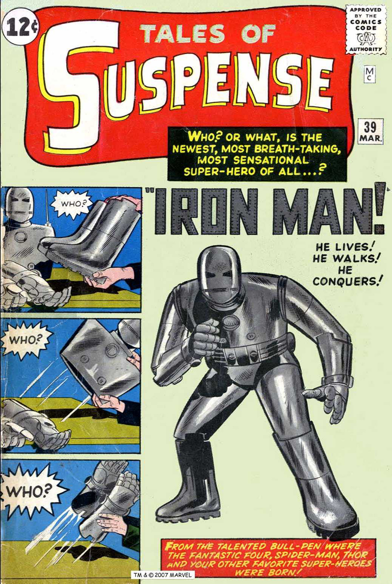 silver age key issues tales of suspense 39
