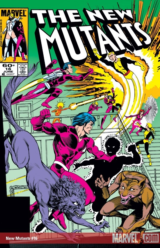 x force movie - new mutants 16