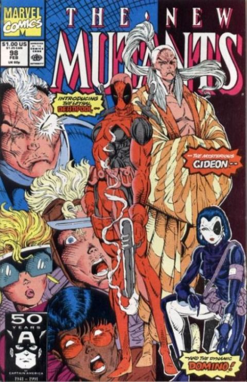 x force movie - new mutants 98