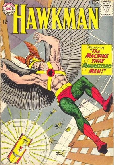 Hawkman 4
