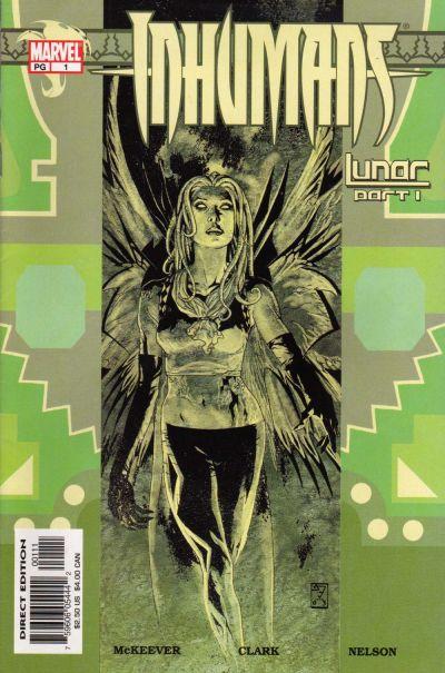 Inhumans key issue 3