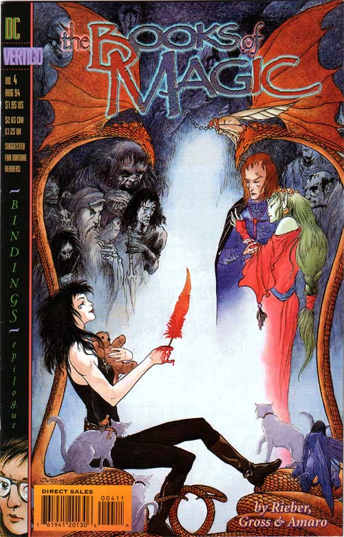 Books of Magic 4