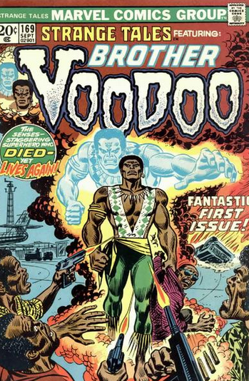 brother voodoo first appearance