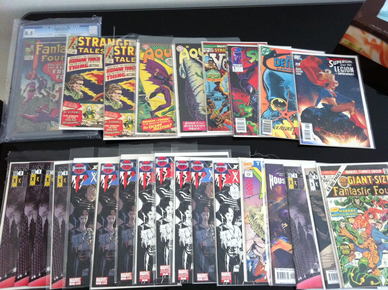 what comic books to invest OCt 2014-1