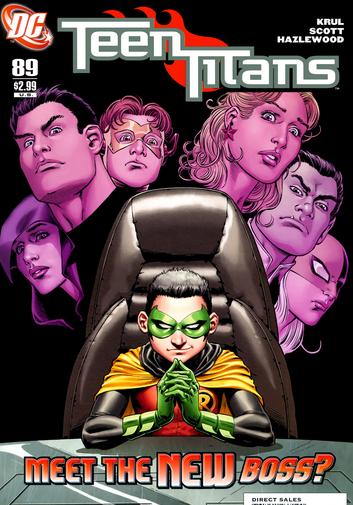 Teen Titans Vol 3 #89