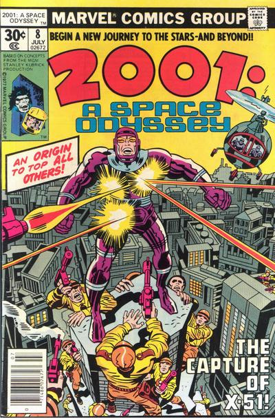 first appearance of machine man