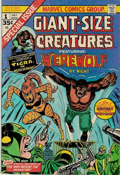 tigra first appearance