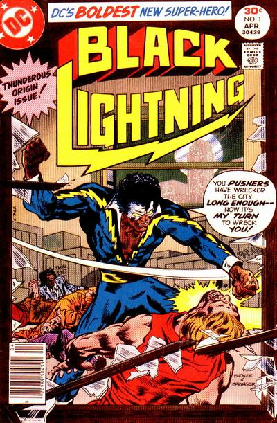 black lightning 1 and first appearance