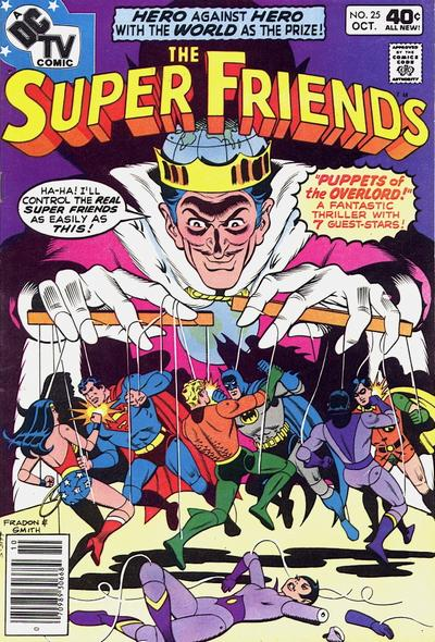 super friends 25 first appearance of fire