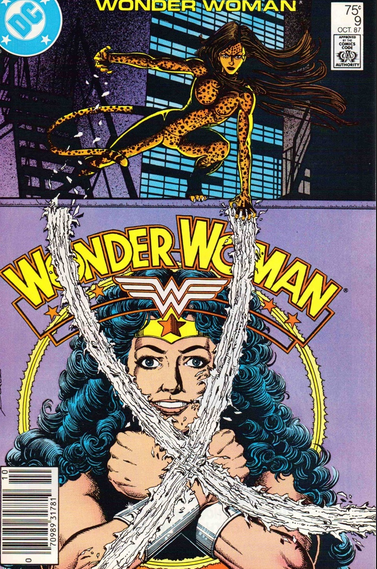 Wonder Woman vol 2 issue 9