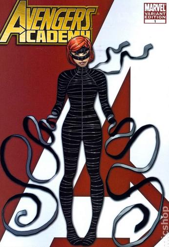 Avengers Academy 1 75 variant