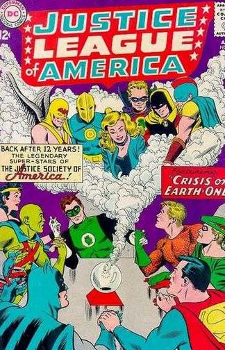 justice league of america 21