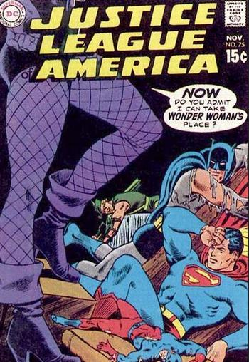 justice league 75