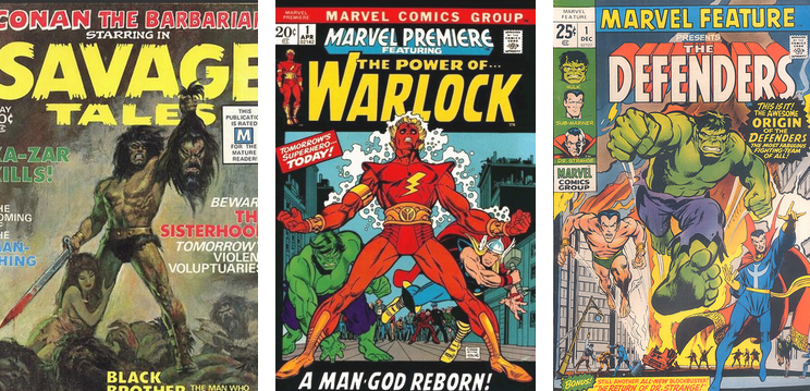 Overstreet top 50 bronze age comic books for 2018