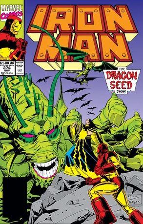 iron man 274