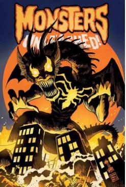 monster unleashed 6 variant v3