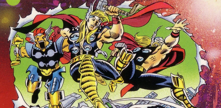 Ultimate guide to Thor corps first appearance and key issues