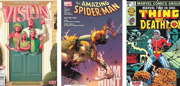 Affordable Marvel Key Issues To Invest In under $25 (2020)